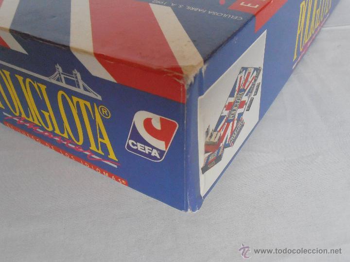 Juegos de mesa: JUEGO DE MESA POLIGLOTA DE CEFA COMPLETO EL JUEGO DE LOS IDIOMAS 1992 - Foto 4 - 46192578