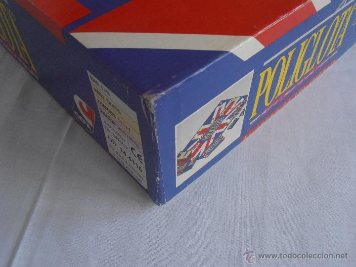 Juegos de mesa: JUEGO DE MESA POLIGLOTA DE CEFA COMPLETO EL JUEGO DE LOS IDIOMAS 1992 - Foto 5 - 46192578