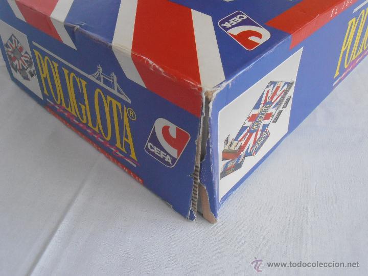 Juegos de mesa: JUEGO DE MESA POLIGLOTA DE CEFA COMPLETO EL JUEGO DE LOS IDIOMAS 1992 - Foto 6 - 46192578