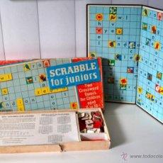 Juegos de mesa: SCRABBLE FOR JUNIORS * SPEAR´S GAME * AÑO 1959 * EN INGLES. Lote 46247096