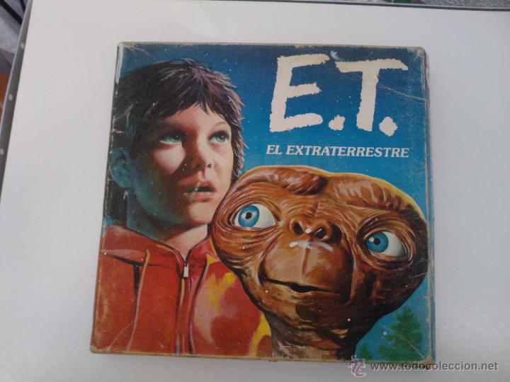 -E.T. EL EXTRATERRESTRE-CEFA -PARA COMPLETAR - (Juguetes - Juegos - Juegos de Mesa)