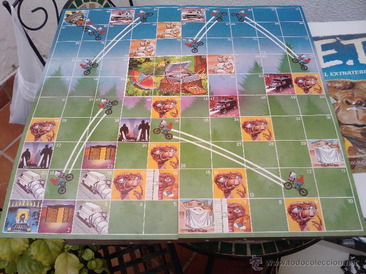 Juegos de mesa: -E.T. EL EXTRATERRESTRE-CEFA -PARA COMPLETAR - - Foto 2 - 46255219
