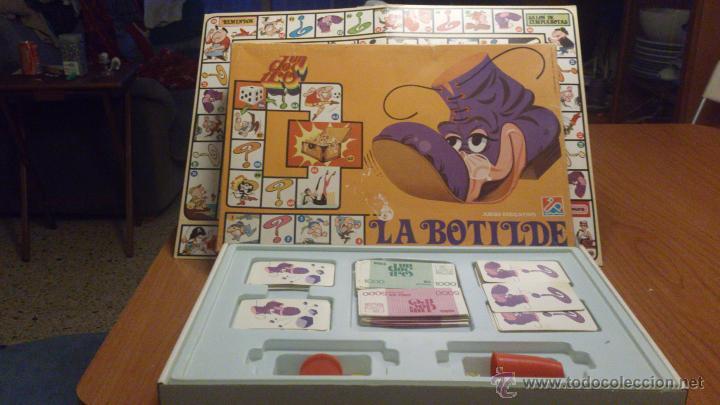LA BOTILDE (Juguetes - Juegos - Juegos de Mesa)