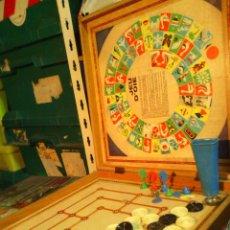 Juegos de mesa: ANTIGUA CAJA TABLERO DE JUEGOS. Lote 46340228