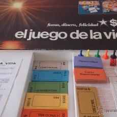 Juegos de mesa: EL JUEGO DE LA VIDA. Lote 46477138
