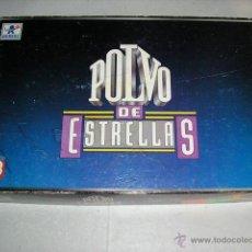Juegos de mesa: POLVO DE ESTRELLAS JUEGO BORRAS. Lote 46532012