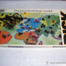 Juegos de mesa - JUEGO ROSK BUEN ESTADO COMPLETO PARKER - 46557322