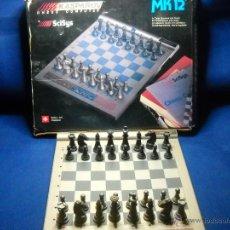 Giochi da tavolo: AJEDREZ KASPAROV MK 12 EN CAJA. Lote 46561224
