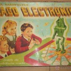 Juegos de mesa: JUGUETE MAGO ELECTRÓNICO,AÑOS 60,CAJA REGULAR ESTADO,VIENE LA FIGURA,ORIGINAL. Lote 67355602