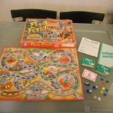 Juegos de mesa: CEFA PISA A FONDO. JUEGO DE MESA AÑOS 80. 99% COMPLETO. CLUB DE LA AVENTURA.. Lote 46685574