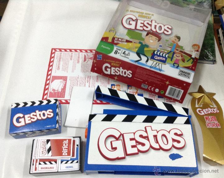 Juego Gestos Comprar Juegos De Mesa Antiguos En Todocoleccion