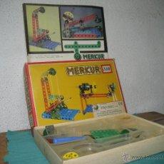 Juegos de mesa: MERCUR 310TIPO MECANO DE CONSTRUCCION PRACOEXPORT. Lote 46759333