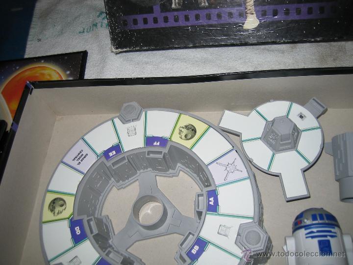 Juegos de mesa: Juego de la guerra de las galaxias de Parker 1996 - Foto 6 - 46811336