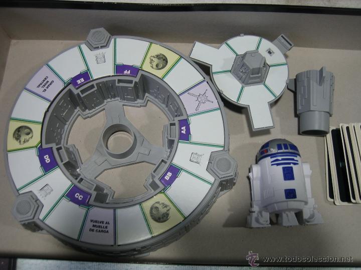 Juegos de mesa: Juego de la guerra de las galaxias de Parker 1996 - Foto 7 - 46811336