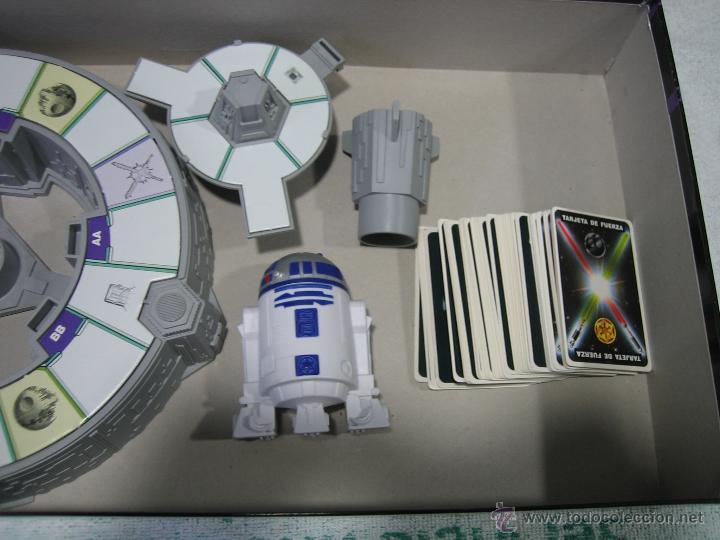 Juegos de mesa: Juego de la guerra de las galaxias de Parker 1996 - Foto 8 - 46811336