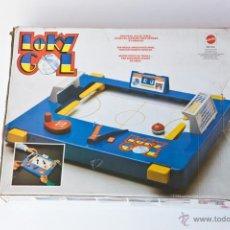 Juegos de mesa: LOKY GOL AÑOS 80. Lote 46874547