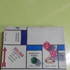 Juegos de mesa: JUEGO -JUEGO VINTAGE DE MESA MONOPOLY DE PARKER. MADE IN SPAIN. EDICION OFICIAL.. Lote 46951936