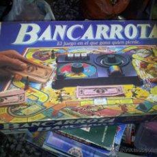 Juegos de mesa: BANCARROTA INCOMPLETO PARA PIEZAS. Lote 46981494