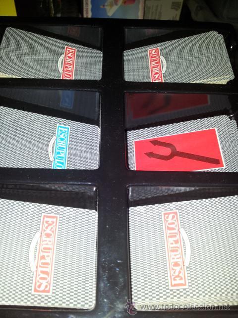 Juegos de mesa: Juego de mesa * ESCRUPULOS * - Foto 3 - 181967960