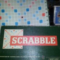 Juegos de mesa: JUEGO DE MESA * TRAVEL SCRABBLE * SPEAR'S GAMES AÑOS 60 - 70 * EDICION INGLESA. Lote 46994661