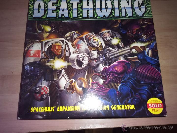 Juego De Mesa Deathwing Expansion Space Hu Comprar Juegos De
