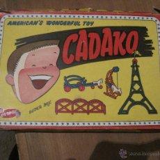 Juegos de mesa: ANTIGUO JUEGO CADAKO GEYPER AÑOS 70. Lote 47146868