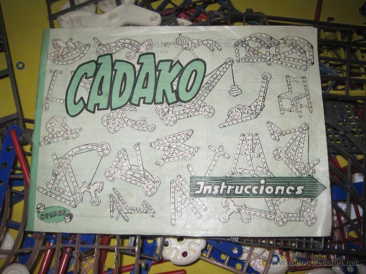 Juegos de mesa: ANTIGUO JUEGO CADAKO GEYPER AÑOS 70 - Foto 4 - 47146868