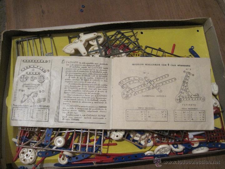 Juegos de mesa: ANTIGUO JUEGO CADAKO GEYPER AÑOS 70 - Foto 5 - 47146868