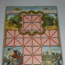 Juegos de mesa: (M-ALB4) JUEGO ASALTO, AÑOS 20 , SEÑALES DE USO. Lote 47168664