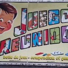 Juegos de mesa: ANTIGUO JUEGOS REUNIDOS 35 DE GEYPER - BASTANTE COMPLETO. Lote 47186377