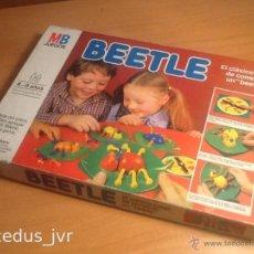 Juegos de mesa: BEETLE MB JUEGO DE MESA INFANTIL ANTIGUO CHICOS VINTAGE A ESTRENAR Y RARÍSIMO. Lote 47462292