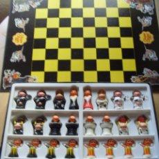 Juegos de mesa: AJEDREZ CHUPA CHUPS. Lote 47505104