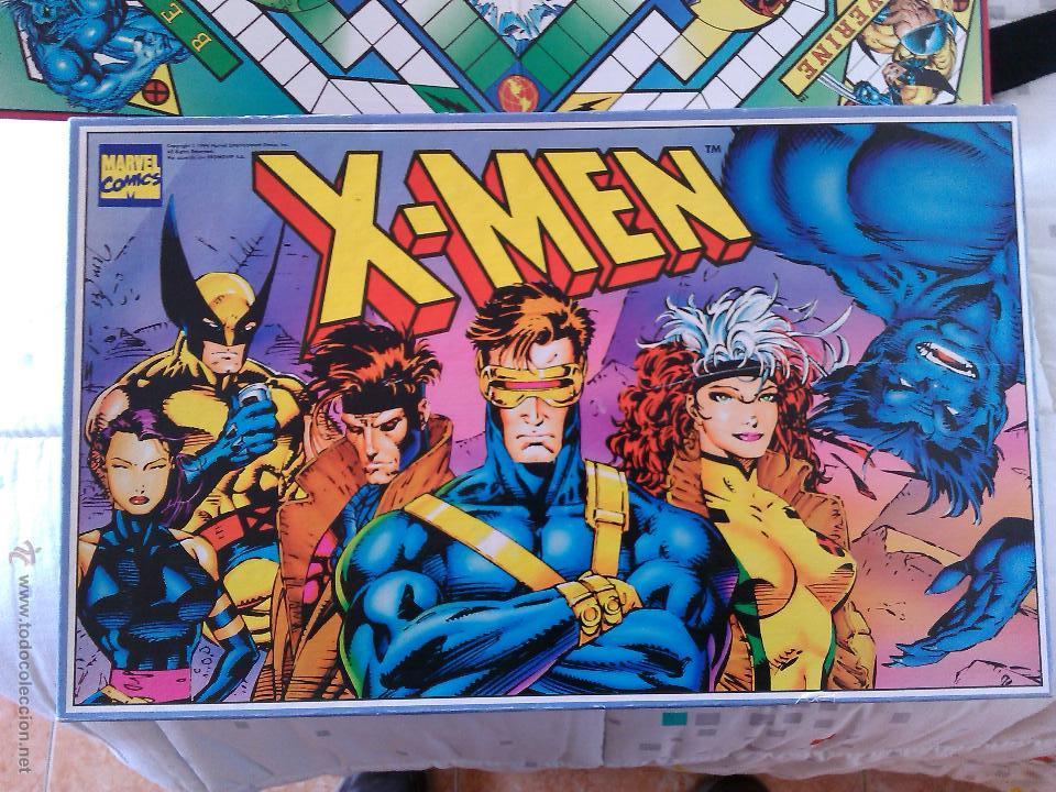 X-MEN -JUEGO DE MESA (Juguetes - Juegos - Juegos de Mesa)