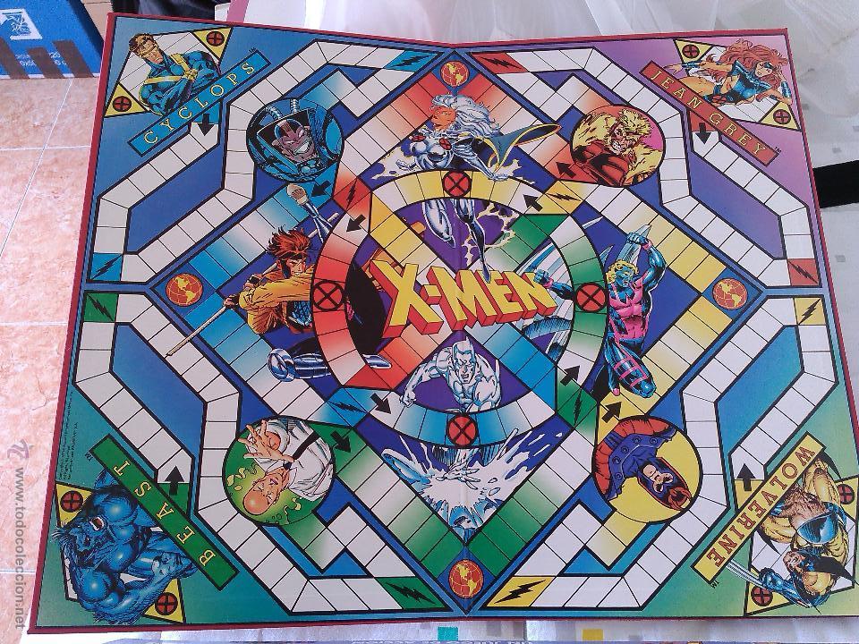 Juegos de mesa: X-MEN -JUEGO DE MESA - Foto 2 - 47505463