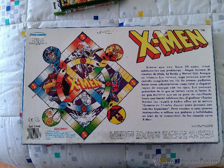 Juegos de mesa: X-MEN -JUEGO DE MESA - Foto 4 - 47505463