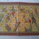 Juegos de mesa: JUEGO DE ALZA Y BAJA O DE LA ESCALERA. Lote 168247626