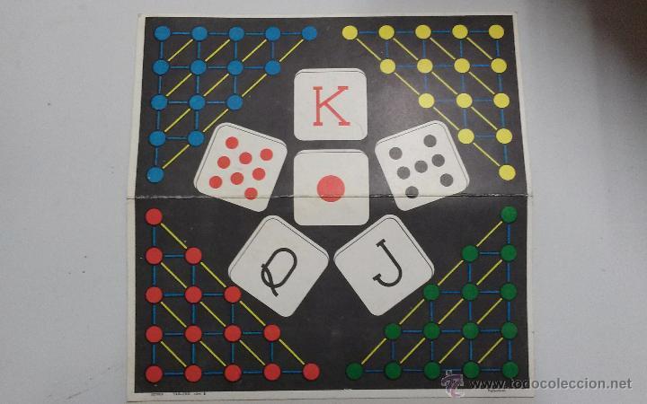 Juego Tablero Numero 8 Y 9 De Los Antiguos Ju Comprar Juegos De