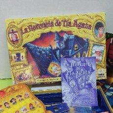 Juegos de mesa: JUEGO - LA HERENCIA DE LA TIA AGATA DE PARKER. Lote 47742423