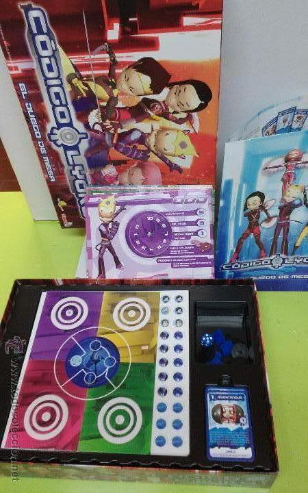 juego  codigo lyoko juego de mesa de simba  Comprar Juegos de
