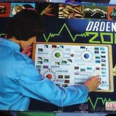 Juegos de mesa: ORDENADOR 2000. GRAINES. REF.524.JUEGO.JUGUETE EDUCATIVO. AÑOS 70. COMPLETO. INSTRUCCIONES. FUNCIONA. Lote 47793691