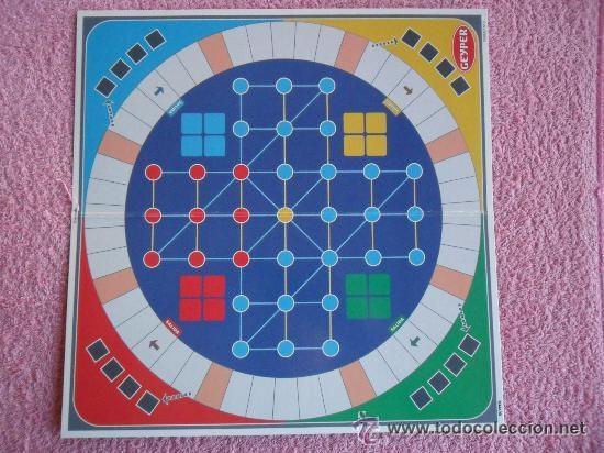 Tablero 5 6 Juegos Reunidos Geyper 65 Bizak De Comprar Juegos De