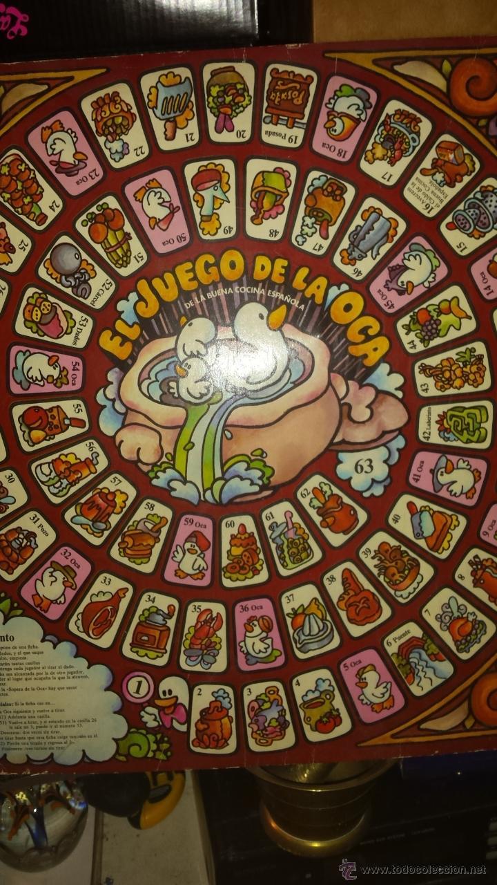 Antiguo juego de la oca de avecrem comprar juegos de mesa antiguos en todocoleccion 48223262 - La oca juego de mesa ...
