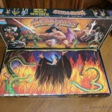 Juegos de mesa: HEROCULTS - JUEGO DE ROL Y FANTASIA EN TABLERO - FALOMIR JUEGOS 1989. Lote 48558247
