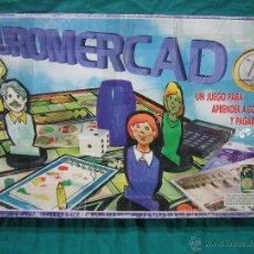 Juegos de mesa: JUEGO DE MESA EURO MERCADO JUEGOS FOLOMIR. Lote 48598164
