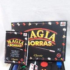 Juegos de mesa: JUEGO - MAGIA BORRAS CLASSIC - 100 TRUCOS . Lote 48587427