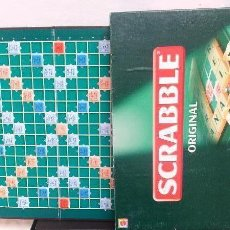 Juegos de mesa: JUEGO - JUEGO DE MESA -SCRABBLE - DE MATTEL. Lote 48587486