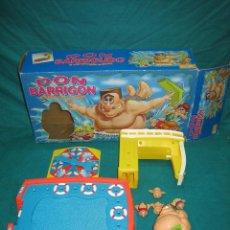 Juegos de mesa: JUEGO DE MESA DON BARRIGÓN DE FAMOSA 1998. Lote 200328367
