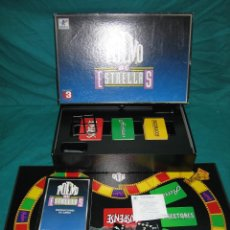 Juegos de mesa: JUEGO DE MESA POLVO DE ESTRELLAS DE BORRAS 1988. Lote 48620119