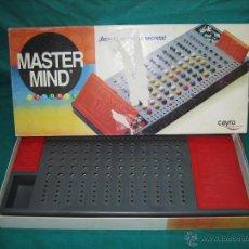 Juegos de mesa: JUEGO DE MESA MASTER MIND DE CAYRO. Lote 48620235