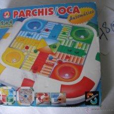 Juegos de mesa: JUEGO - PARCHIS/OCA . Lote 48696274